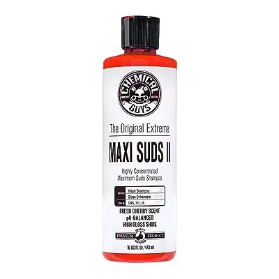 Chemical Guys CWS_101_16 Maxi-Suds II Super Suds Car Wash Shampoo