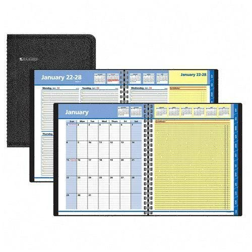 AAG760105 - At-a-Glance QuickNotes Recycled Weekly/Monthly Appointment Book by At-A-Glance