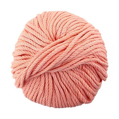 - JubileeYarn Bamboo Cotton Chunky Yarn - Dreamy Blush - 2 Skeins