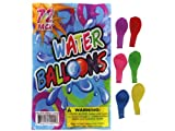 72 Pack water balloons - Case of 144