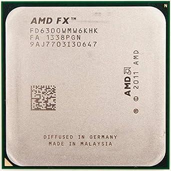 Amazon Com Amd Fd6300wmw6khk Processor Fx 6300 Six Core 3 5ghz