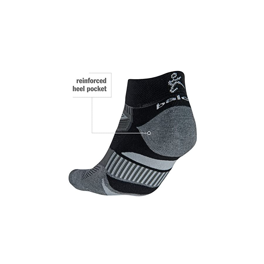 Balega Enduro V Tech Low Cut Socks For Men and Women (1 Pair) (2017 Model)