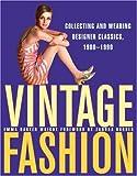Vintage Fashion, Emma Baxter Wright, 0061252018