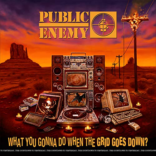 Public Enemy - What You Gonna Do When The Grid Goes Down? [LP] - Amazon.com  Music