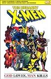 X-Men God Loves Man Kills (Uncanny X Men)