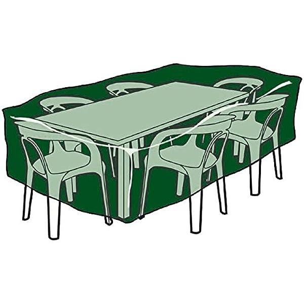Biotop B2222 - Funda Rectangular Cubre mesas y sillas de ...