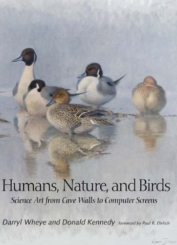 Humans, Nature, and Birds: Science Art from Cave Walls to Computer Screens