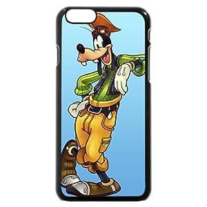 "Customized Black Hard Plastic Disney A Goofy Movie iPhone 6 4.7 Case, Only fit iPhone 6 4.7"" WANGJING JINDA"