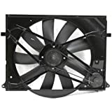MAPM Premium Quality CL-CLASS 00-02 RADIATOR FAN SHROUD ASSEMBLY, Fan and Motor, (215) (220) Chassis