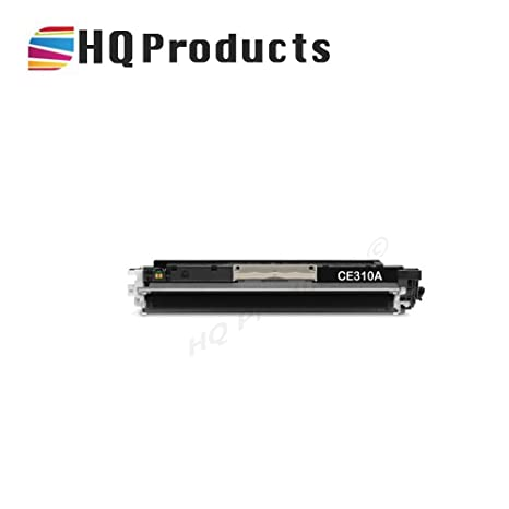 2 pack CE310A Toner fits HP Pro CP1025nw Color 100 color MFP M175nw Printer