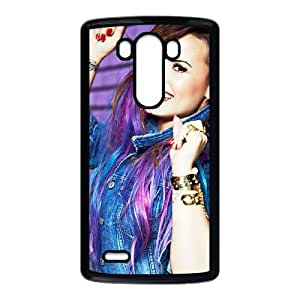 Demi Lovato LG G3 Cell Phone Case Black Gift pjz003_3202276