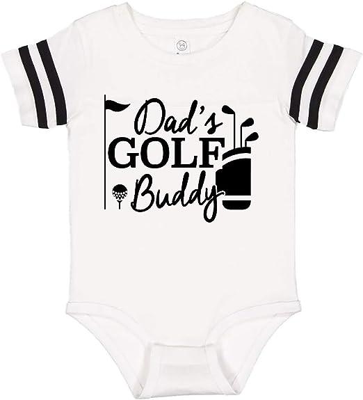 Daddy Lifting Buddy Baby Onesie Shirt Shower Gift Dad Newborn Clothes Gerber