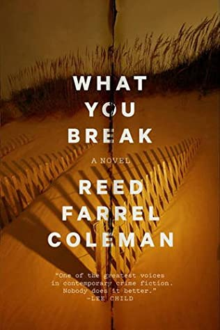 book cover of What You Break