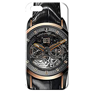 Luxury Series Christophe Claret Allegro Series 3D Hard Plastic Case Cover For Iphone 5/5S