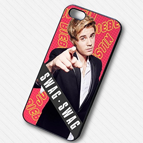 Justin Bieber Swag - swd pour Coque Iphone 6 et Coque Iphone 6s Case U8P1FW