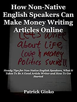 How to Write Articles for Money