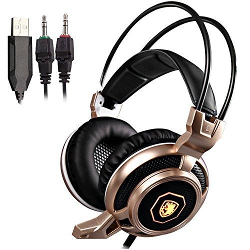 SADES Arcmage Stereo Gaming Headset