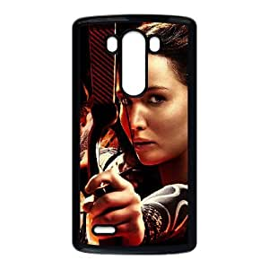 The Hunger Games LG G3 Cell Phone Case Black UF1179886