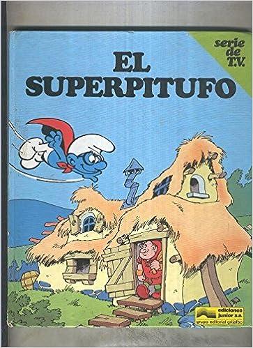 Amazon.com: Pitufos TV: El superpitufo: Peyo: Books