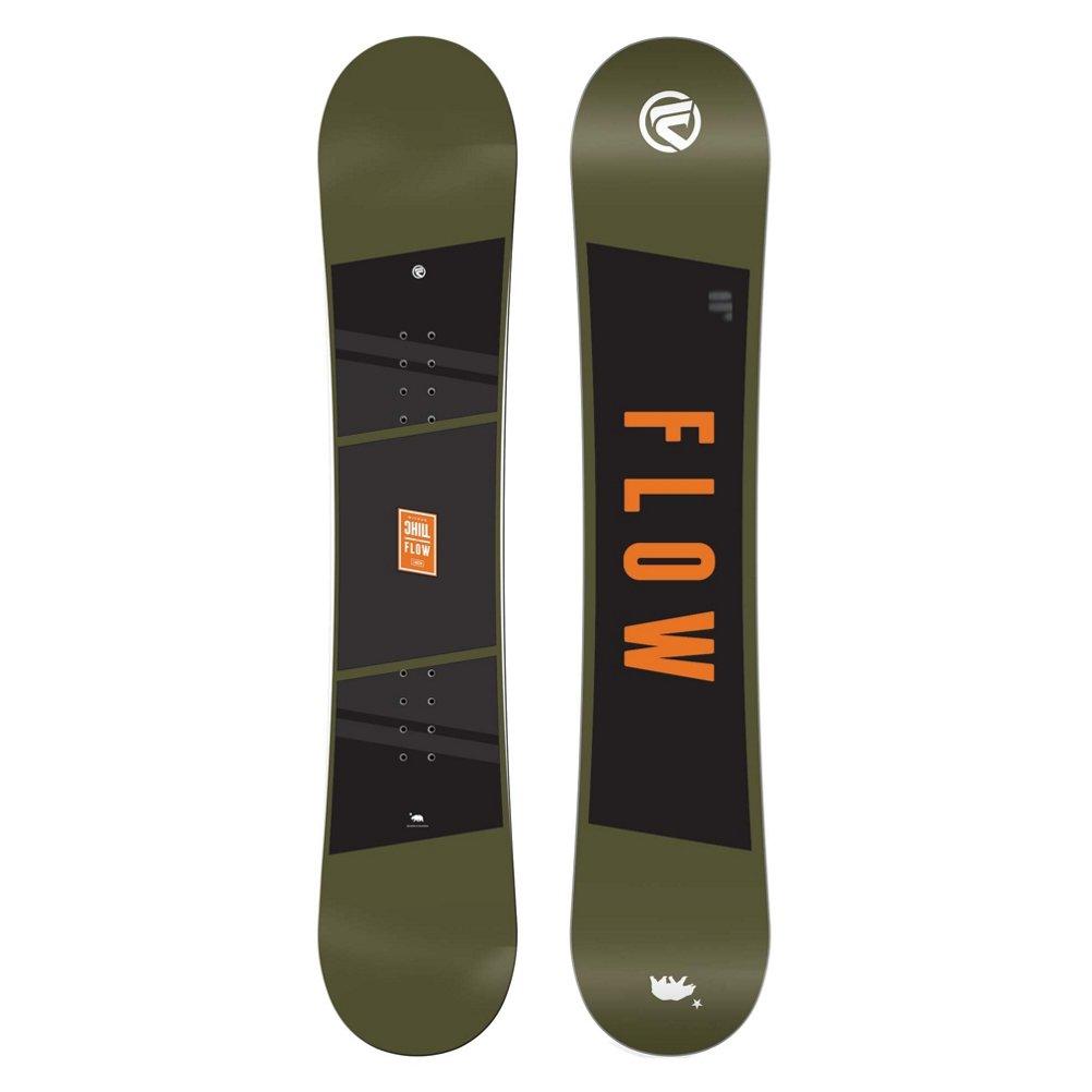 フローMicron Chillスノーボード – Kids ' div 135cm