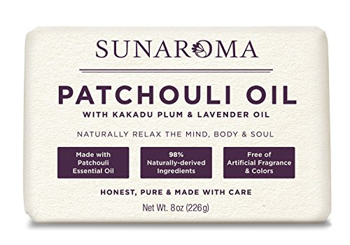 Sunaroma Patchouli Oil Relaxing Body