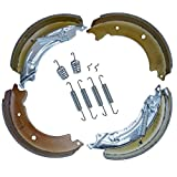 AB Tools Trailer Brake Shoe Replacements Spring Kit 200 x 50mm For KNOTT Brian James