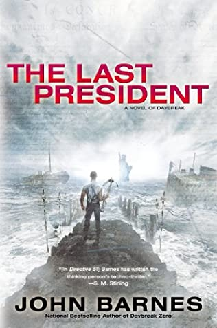 book cover of The Last President