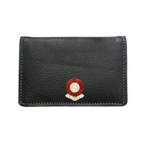 Stoke City Soccer - Stoke City football club leather card holder wallet