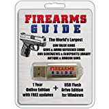 Firearms Guide 8th Edition on Flash Drive & Online Combo