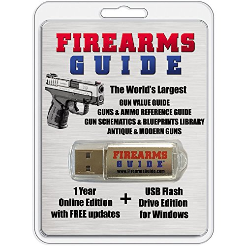 Firearms Guide 8th Edition on Flash Drive & Online Combo (Wesson Smith Airgun)