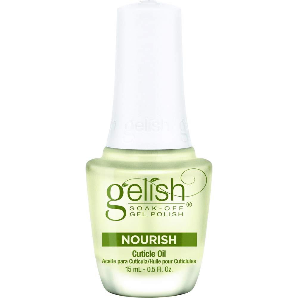 Gelish Gelish hand & nail harmony nourish cuticle oil 0.5 oz, 0.5 fluid_ounces HMYG0004-1-1