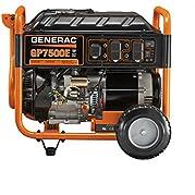 Generac Portable Generator-Csa, 7500w