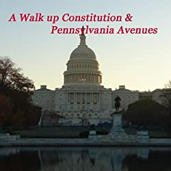 A Walk Up Consititution & Pennsylvania Avenues