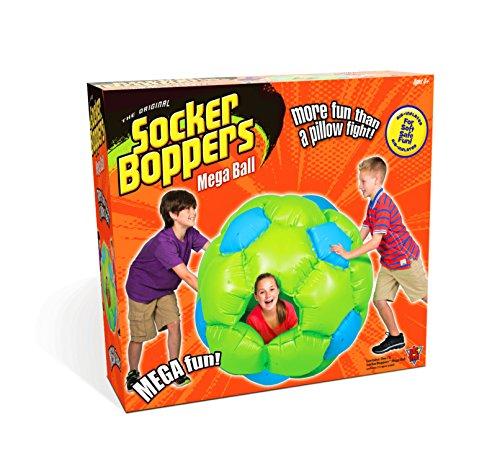 Socker Boppers Mega Ball Giant Inflatable Ball