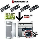 32GB (8X4GB) NEMIX RAM Memory APPLE MAC PRO 2008 3,1 (2.8 3.0 3.2) (DDR2 800MHz PC2-6400 ECC FBDIMM)