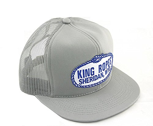 Kings Saddlery King Ropes Base Ball Caps by New Colors, Different Styles ()
