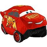 Pillow Pets Disney Pixar Cars 3, Lightning Mcqueen, 16' Stuffed Plush Toy