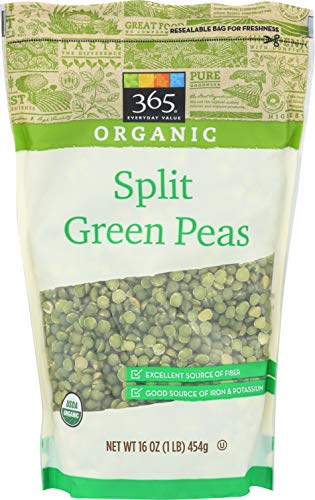 Best split peas dried organic to buy in 2020