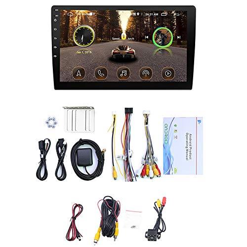 Beauneo 2 DIN 9 Pollici Android 8.1 Universal Car Radio 1G 16G Stereo GPS Navi WiFi USB Multimedia Lettore MP5 con Fotocamera