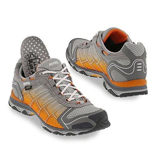 ... Meindl Schuhe X-SO 30 Lady GTX Surround - schwarz/türkis silber/orange  ...