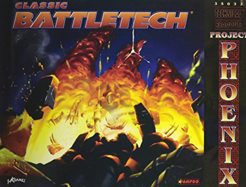 Classic Battletech: Technical Readout: Project Phoenix (FPR35032)