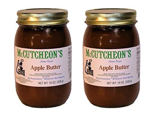 (McCutcheon's Apple Butter, 19 oz Jars (Pack of 2))