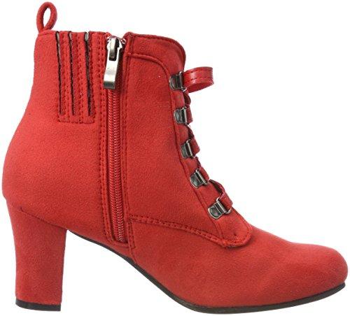Mujer rot Hirschkogel Para Rojo Botas 3611506 021 wBwXqtg