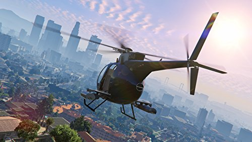 Grand Theft Auto V – PlayStation 4