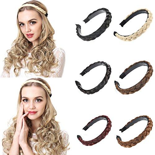 SARLA Braided Headband 0.78