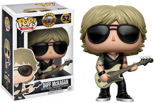 Funko POP Rocks: Guns N Roses - Duff Mckagan Action Figure