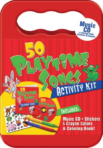 50-playtimesongs-cd-activity-kit-packaged-in-carrying-case-with-stickers-crayons-and-coloring-book