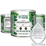 Natural Nutra Sunflower Lecithin Powder, Non