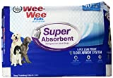 Four Paws Wee-Wee Super Absorbent Dog Housebreaking Pads, 40 Ct
