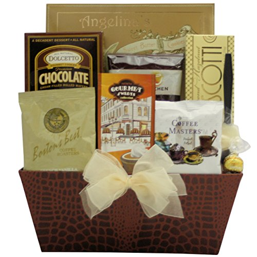 GreatArrivals Gift Baskets Coffee Break: Gourmet Coffee Gift Basket